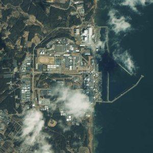 Fukushima von oben